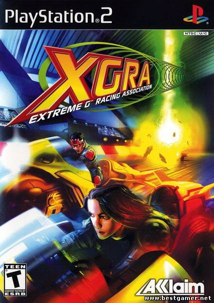 [PS2] XGRA: Extreme G Racing Association [ENG|NTSC]