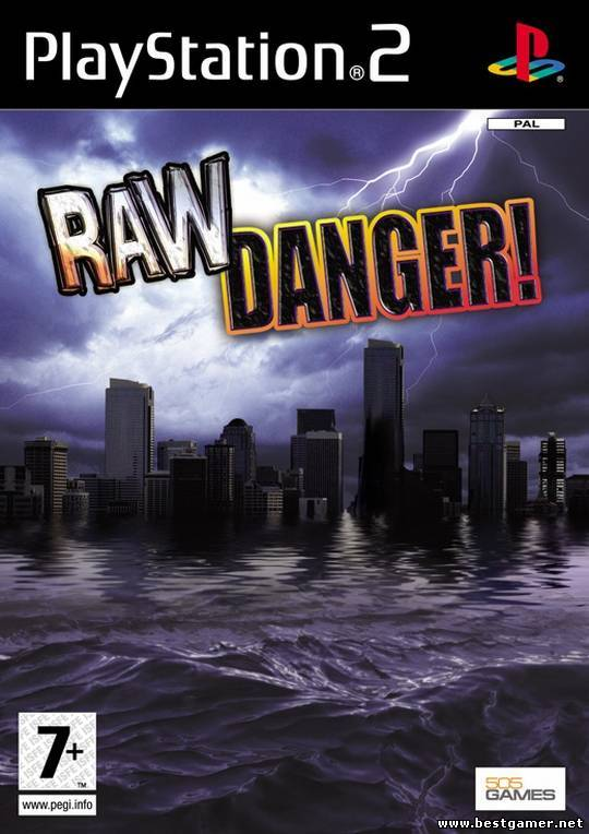 [PS2] Raw Danger! [FullRUS/ENG|NTSC]