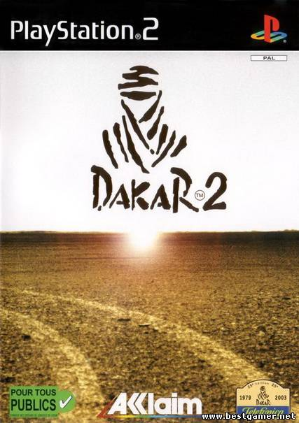 [PS2] Dakar 2 [Multi5|PAL]