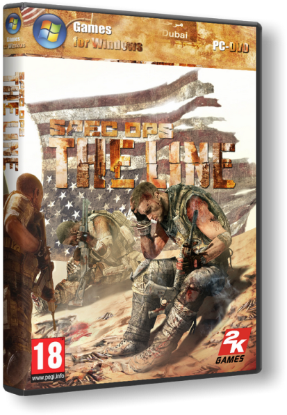 Spec Ops: The Line (2012) PC | Русификатор