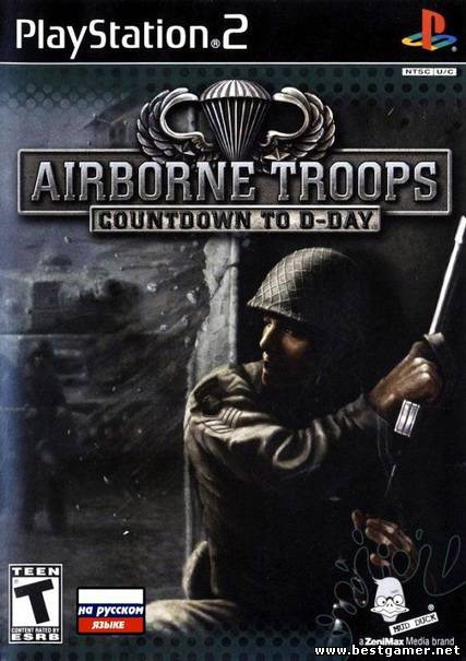 [PS2] Airborne Troops: Countdown to D-Day [RUS|PAL]