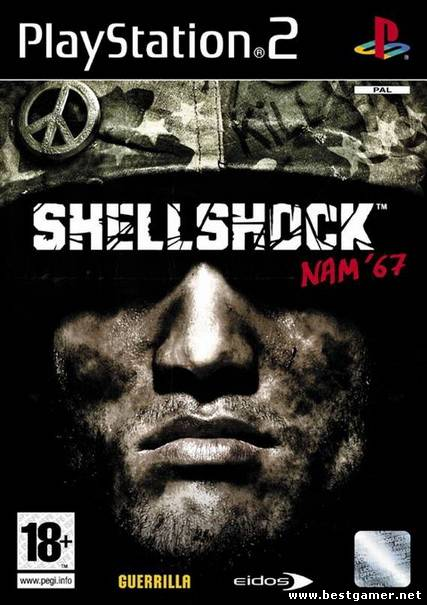 [PS2] Shellshock Nam' 67 [RUS|PAL]