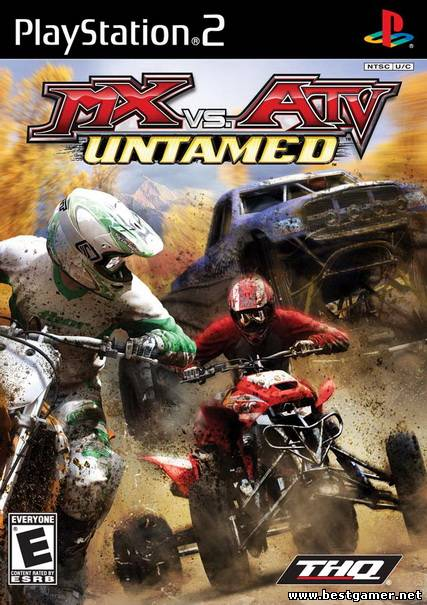 [PS2] MX vs ATV: Untamed [ENG|NTSC]