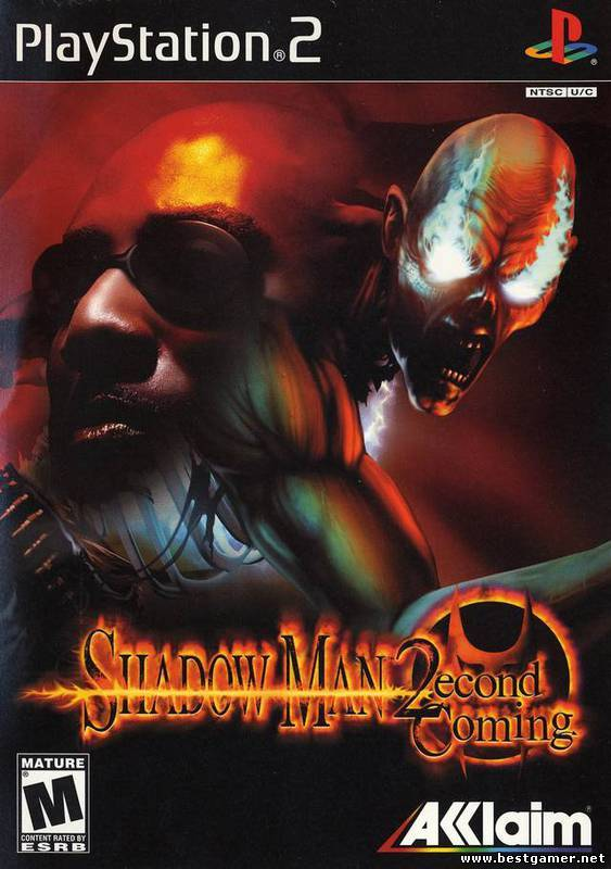 [PS2] Shadow Man:2econd Coming [ENG|NTSC]