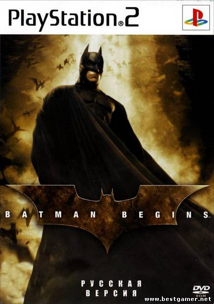 [PS2] Batman Begins [RUS/ENG|NTSC]