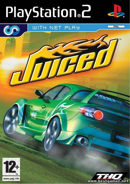 [PS2] Juiced [RUS/ENG|PAL]