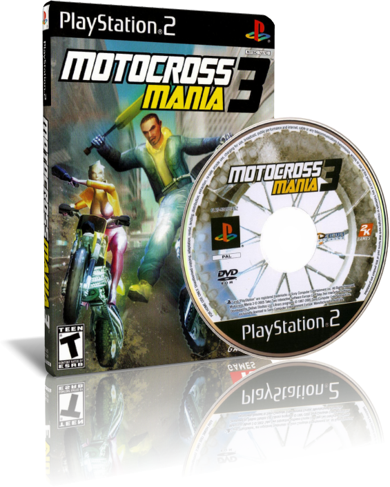 [PS2] Motocross Mania 3 [RUS|PAL]