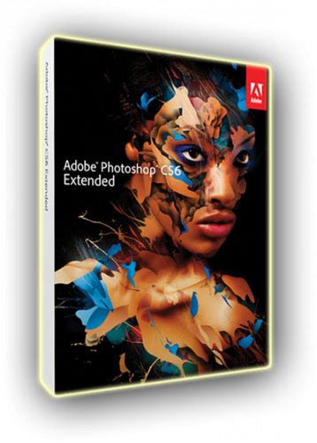 Adobe Photoshop CS6 13.0 Final - Normal/Extended/Light [RePack] 13.0 x86+x64 [2012, MULTILANG +RUS]