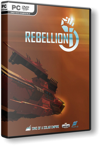 Sins of a Solar Empire: Rebellion (2012) PC | Русификатор