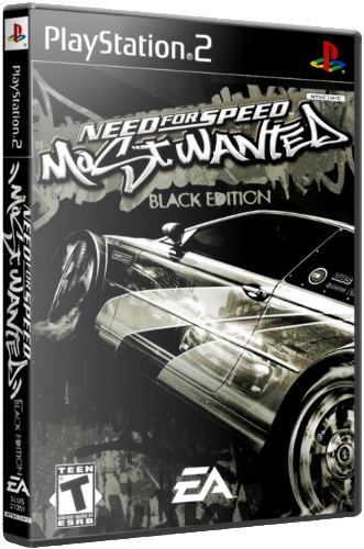 [PS2] Need for Speed - Most Wanted: Black Edition (patched by AKuHAK v2.0) (2006) ENG