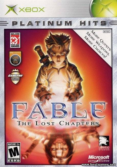 Fable: The Lost Chapters [NTSC-U/RUS] RUSSOUND