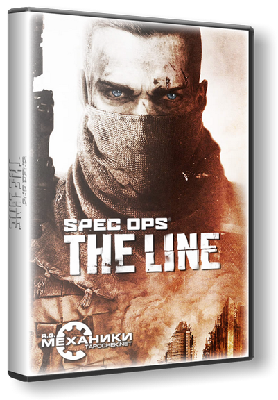 ���� ������ �������� Spec Ops The Line (ENG) RePack
