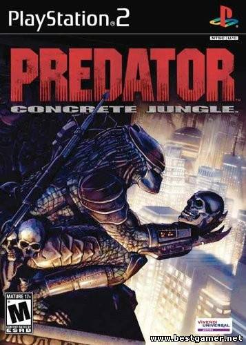 [PS2] Predator: Concrete Jungle [RUS|PAL]