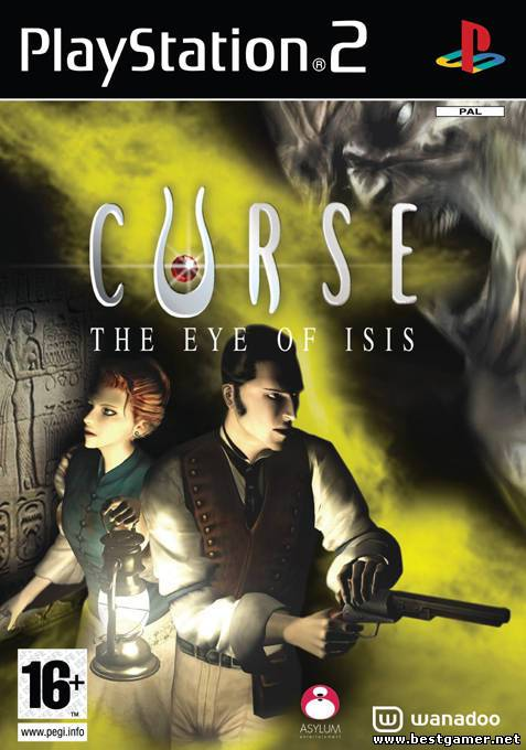 [PS2] CURSE The Eye Of Isis [FullRUS|PAL]