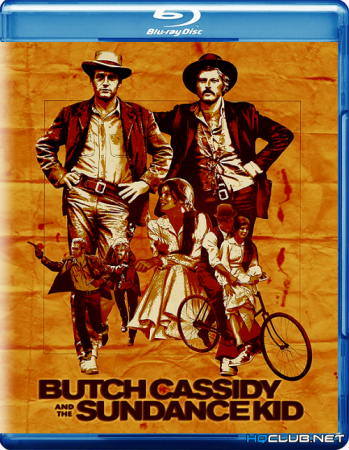 Буч Кэссиди и Сандэнс Кид / Butch Cassidy and the Sundance Kid (1969) BDRip