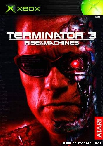 [XBOX] Terminator 3 - Rise Of The Machines [ENG/MIX]