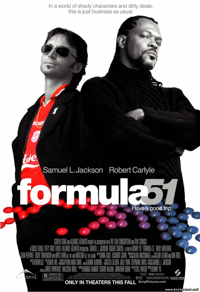 FORMULA 51 (Exx for Bestgamer.net by A.S.Scheffer)