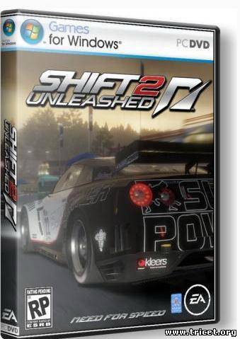 Shift 2 Unleashed + DLС Legend & Speedhunters (2011/RUS)
