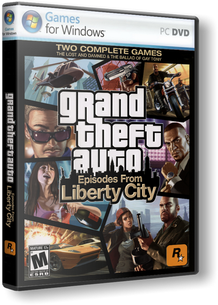 Русификатор для GT IV and EFLC (Grand Theft Auto IV и Grand Theft Auto: Episodes from Liberty City) [v2] [RUS]