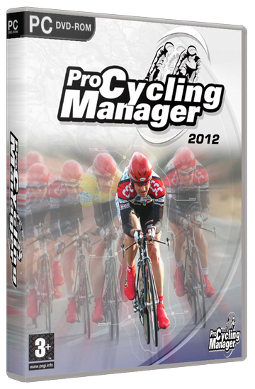 Pro Cycling Manager Tour De France 2012 (ENG) (Focus Studio) [L] + Crack