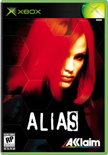 [Original XBOX] Alias [ENG+RUS/PAL] RUSS VIDEO