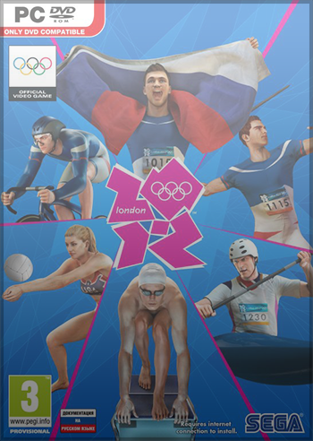 London 2012: The Official Video Game of the Olympic Games (SEGA) (ENG\MULTi5) [P]