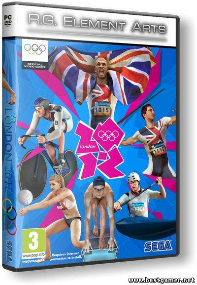 London 2012: The Official Video Game of the Olympic Games (2012) PC | RePack от R.G. Element Arts