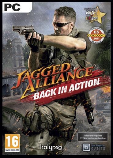 ����� ���� ������ ������� Jagged Alliance 2012