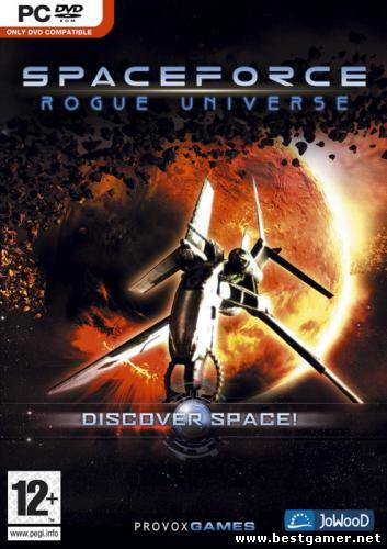 Space Force: Враждебный Космос / Space Force: Rogue Universe (Акелла) (RUS) [Lossless Repack]