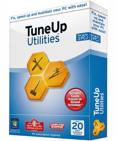 TuneUp Utilities 2012 12.0.3600.104 by Portable
