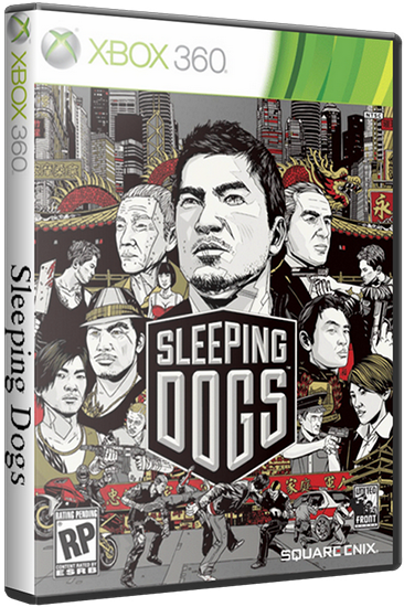 [JTAG/FULL] Sleeping Dogs [Region Free/ENG]