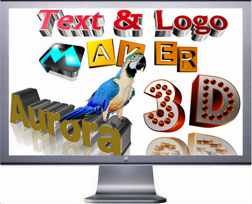 Aurora 3D Text & Logo Maker 12.08102338