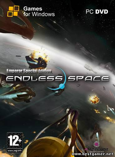 Endless Space - Emperor Special Edition (Amplitude Studios) (ENG/MULTi3) [DL] [Steam-Rip]