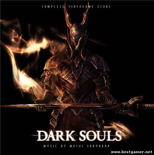(Score) Dark Souls [ Original Soundtrack ](by Motoi Sakuraba) (2011) MP3, Tracks, 320 kbps