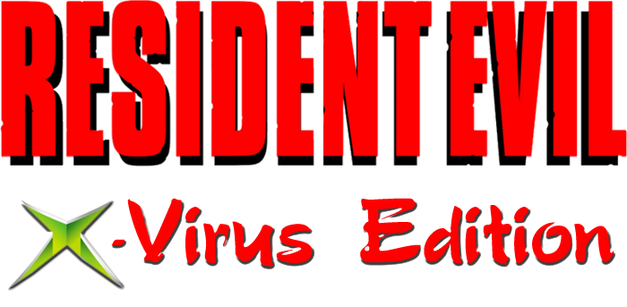 Коллекция игр [XBOX] Resident Evil X-Virus Edition [ENG/MIX]