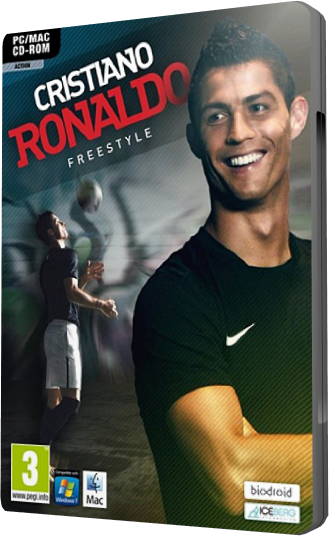 Cristiano Ronaldo Freestyle Soccer [En] (L) 2012 | Unleashed