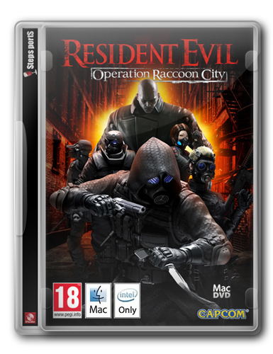 Resident Evil: Operation Raccoon City [WineSkin]