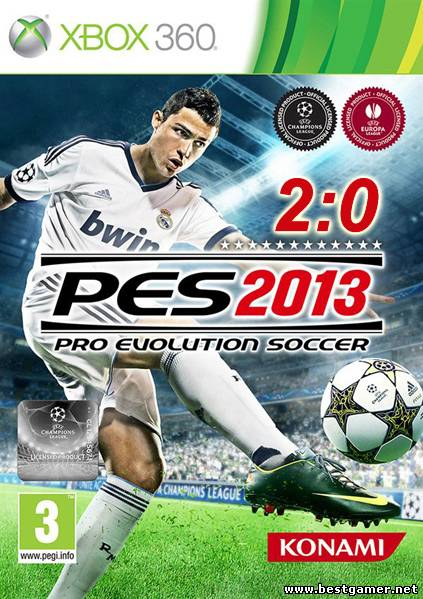 Pro Evolution Soccer 2013 [PAL] [GR/IT] [LT+ 2.0]