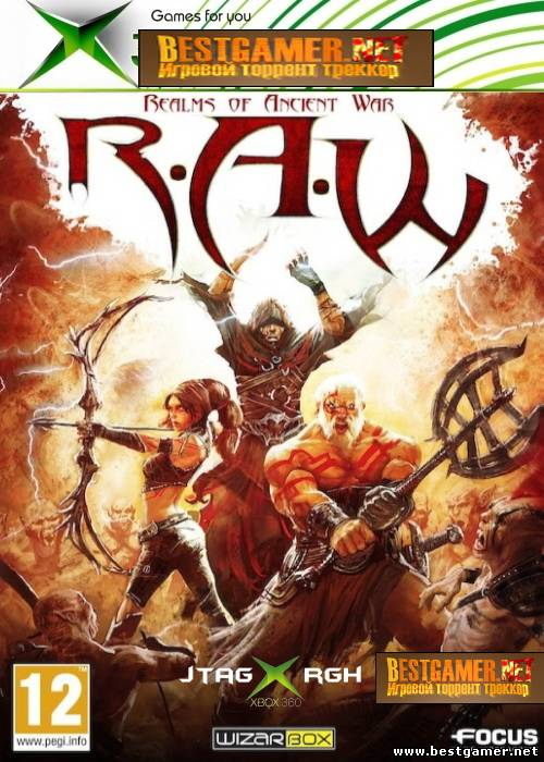 [JTAG/FULL] R.A.W. – Realms of Ancient War [Region Free/ENG]