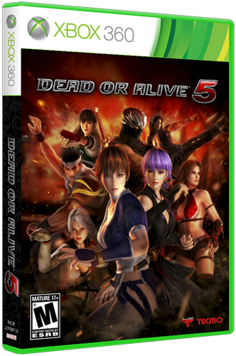[JTAG/FULL] Dead Or Alive 5 [PAL / ENG]