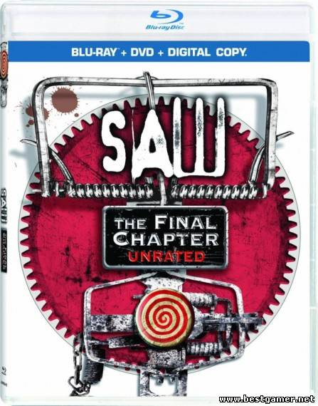 Пила 7 / Saw 7 (2010) HDRip от Scarabey | Unrated