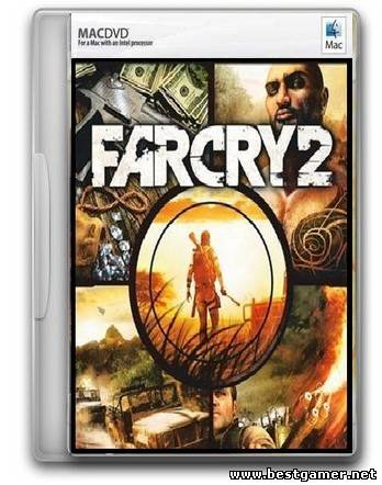 FarCry 2 (2008) [UnOfficial WineSkin 3 Port by GamesLab][rus]