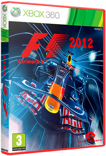 [JTAG/FULL]F1 2012 [GOD / RUSSOUND]