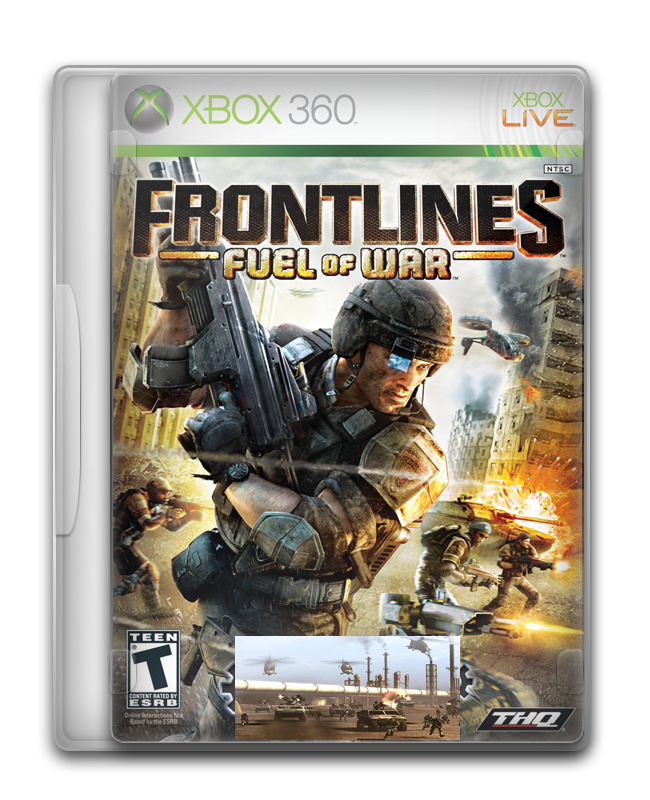 Frontlines: Fuel of War [GOD / RUS]