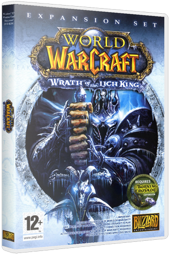 World of Warcraft Wrath of the Lich King v3.3.5а (Blizzard) (RUS) [RePack] by SHARINGAN