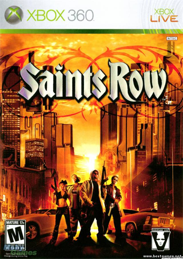 [JTAG]Saints Row [God][Rus]