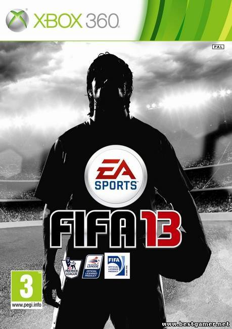 [JTAG/FULL]FIFA 13 [GOD / RUSSOUND]