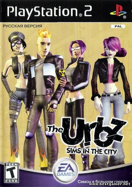 [PS2] The Urbz: Sims in the City [RUS|PAL]