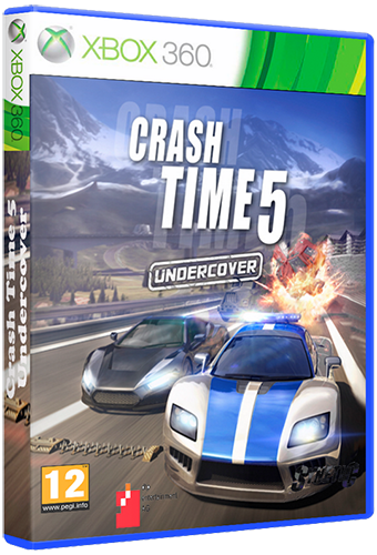 [JTAG/FULL]Crash Time 5: Undercover [GOD \ ENG]