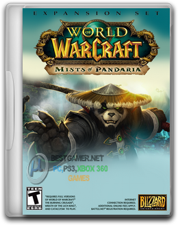 World of WarCraft: Mists of Pandaria [2012, RUS, L]